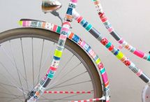 Craft | All Things Washi / Washi tape, fabric tape, paper tape. Any tape!