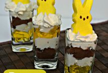 Easter ideas for Jon and Callie Sue / by Tonya Malcom