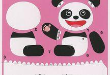 Papel colagem, miniaturas de papel, Posticard / papel, colagem, miniatura de papel, Posticard / by Melissa De Luccas Covo