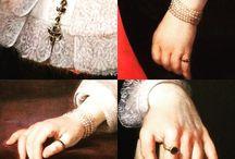 Jewelry in Art