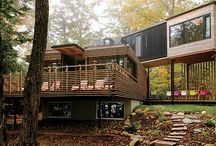 Container Houses / by Joseph Zebrowski