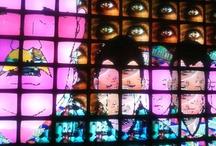 Digital- Interactive- techno- trends in Arts. / Arts with a techno heartbeat