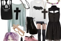 Pastel Goth / by Jane Rossi