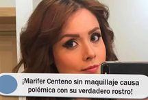 ¡Marifer Centeno sin maquillaje causa polémica con su verdadero rostro!