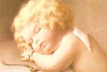 Änglar  / Alla dessa änglar som är runt oss, i våra liv...
