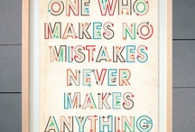 words to live by / by Melissa Guido