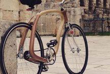 Air Wood Bikes / Bikes made of wood!