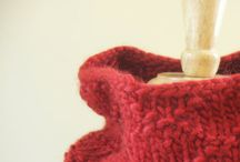 Felicity Cowls / My hand knit cowls