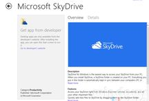 SkyDrive / by Windows 8 Core