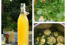 Zelf maak limonades