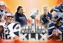 #SB49 / SB XLIX / by Seattle Seahawks