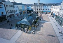 Public Realm / Paving and Walling
