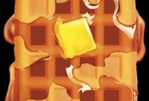 A girl and her Waffle... Oh my / by Harley Quinn