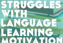 Kielten opiskelusta