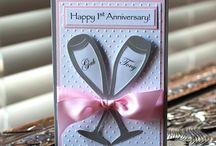 Anniversary card ideas