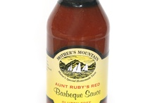 Barbecue Sauces / Aunt Ruby's Red BBQ Sauce - Zingy & Sweet