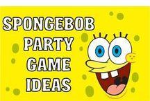 hunter SpongeBob birthday