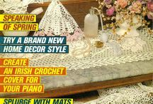 magic/monthly crochet books