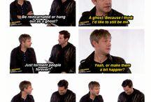 Martin Freeman interview