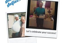 Success Selfies (Weight Watchers) / Weight Watchers weight loss successes in my meetings and my area