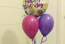 baloane cu heliu / Comenzi baloane