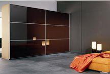 Sliding Door Wardrobe Designs For Bedroom in Delhi / by Sonu mishra