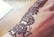 Henna Mendhi designs