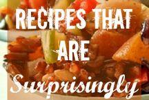 Vegetarische recepten / 10 vegetarische recepten