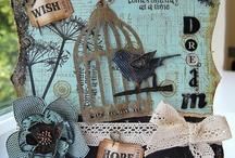 Card ideas / by Kathy Barney-Eddy