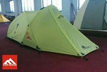 Armadillo / 2 persons, 3 seasons tent