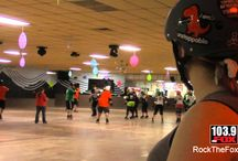 Dames Promo / All things that promote the Dupage Derby Dames