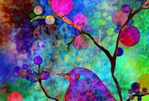 Art / zentangles / by Cheryl O