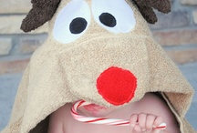 DIY Holiday Accessories For Babies