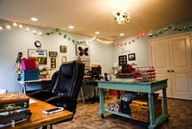Craft Rooms! / by Carla McPhee