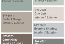Apartment Colors