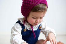 Little girls wear