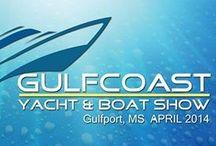 Gulf Coast Yacht & Boat Show / April 3-6, 2014 Gulfport, MS http://www.murrayyachtsales.com/gulfcoast-yacht-boat-show-april-3-6-2014/