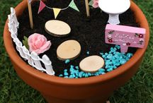 Fairy Garden / Full of our wonderful ideas and products to make your fairy garden really magical.