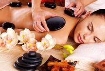 Hot Stone & Massage