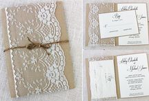 Wedding - Einladungen / Invites / Einladungen, Save-the-Date-Karten
