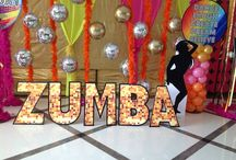 Zumba Theme / Exercise is good in any shape and form. Keep up your fitness through this Zumba themed party. Show of your dance moves to your friends as you groove to the upbeat music!