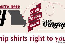 St.Louis T Shirt