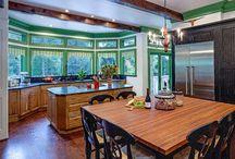 Kitchen Remodel by Nicki Kana / Cabinet Design by: Nicki Kana  Cabinet Innovations Copyright 2013 Don A. Hoffman