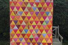 Quilts and more by me / Patchwork og silketryk
