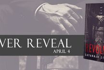 Cover Reveal for Revolver by Savannah Stewart