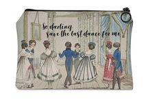 Makeup & Accessory Pouches / Unique small makeup and accessory bags for your makeup and daily necessities. See all awesome designs!