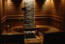 Sisustus sauna