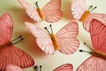 A Wing and A Prayer! / Delightful butterflies, glorious dragonflies and wonderful little moths.  