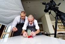 Let's Go Disco / Let's Go Disco is a term used in the Kitchen when it is time to get the work done, but also the name of Cliff House Hotel's Executive Chef, Martijn Kajuiter, cookbook