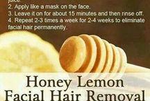 Strange beauty tips